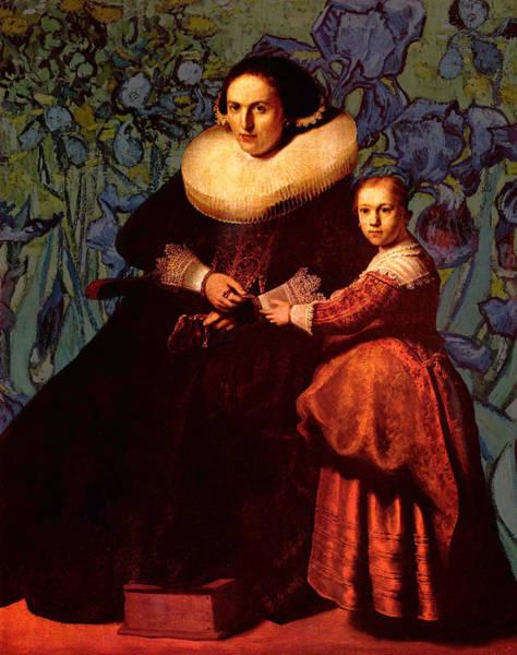 Blend II Rembrandt Poster