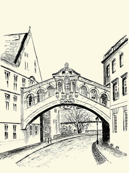 Bridge Of Sighs Poster