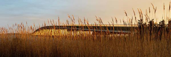 Bridge To Assateague Island National Seashore Poster