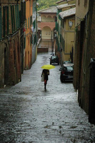 Bright Spot In The Rain Poster
