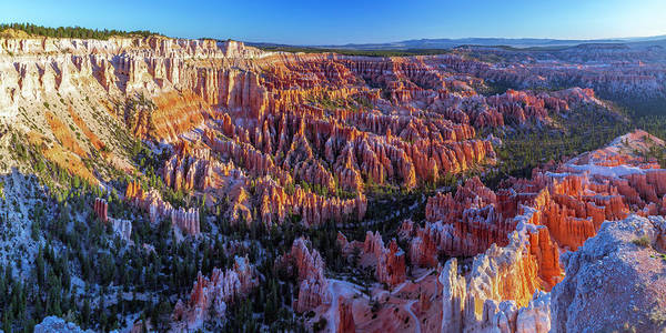 Bryce Canyon Np - Sunrise On Another World Poster