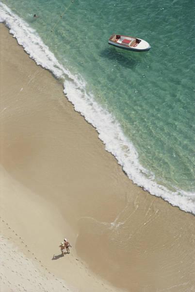 Caleta Beach, Acapulco Poster
