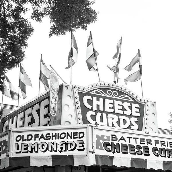 Cheese Curds Poster