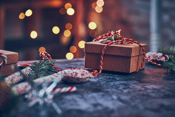 Christmas Pesent Poster