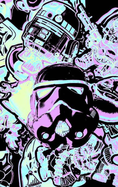 Cinematic Sci-fi Poster