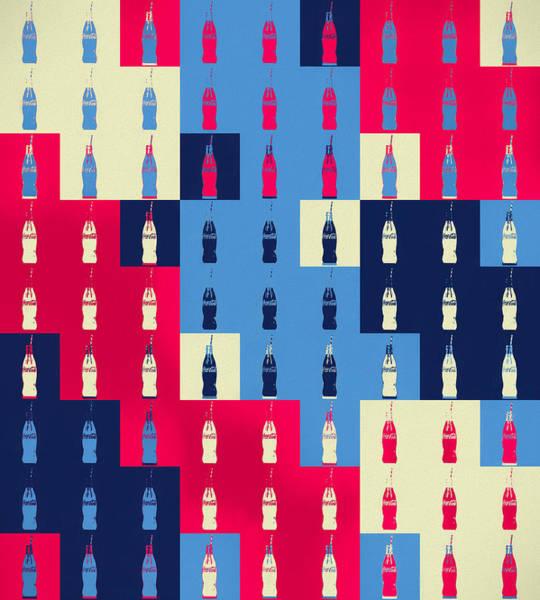 Coca Cola Collage Poster