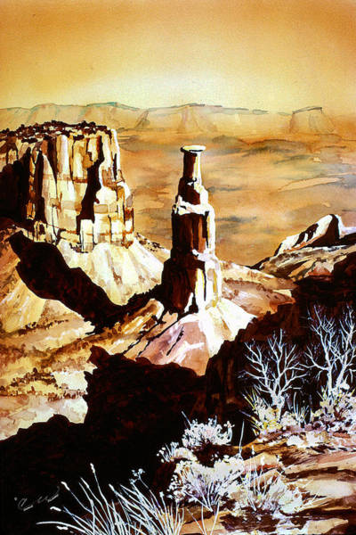 Colorado Monument Poster