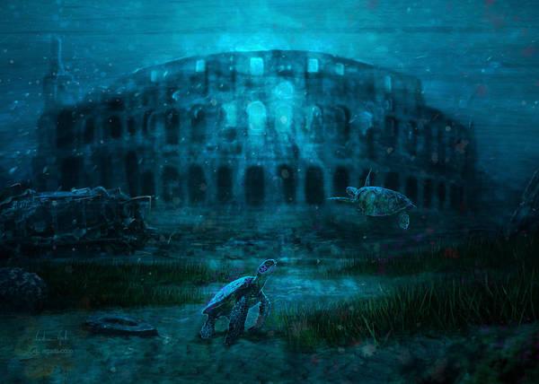 Colosseum 2010 Poster