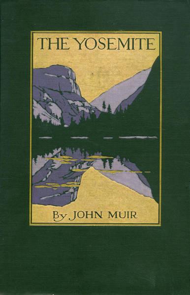 Cover Design For The Yosemite Poster