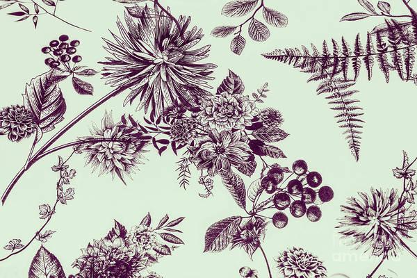 Dandelion Design Poster