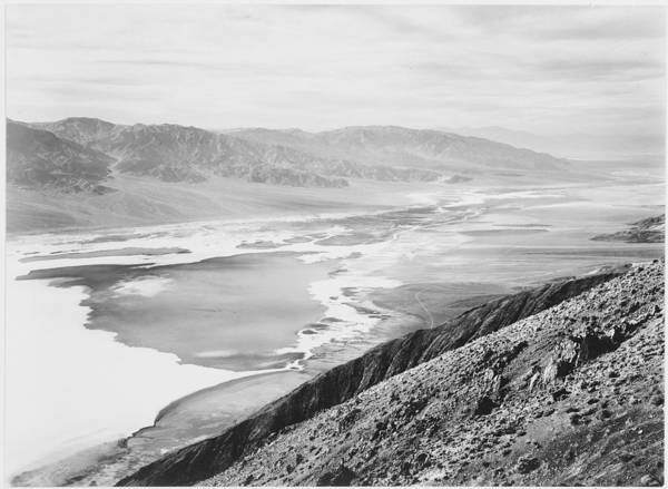 Death Valley National Monument Poster