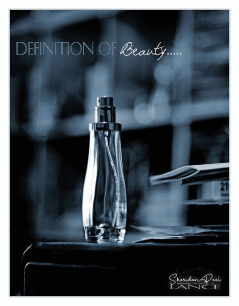 Definition Of Beauty Poster