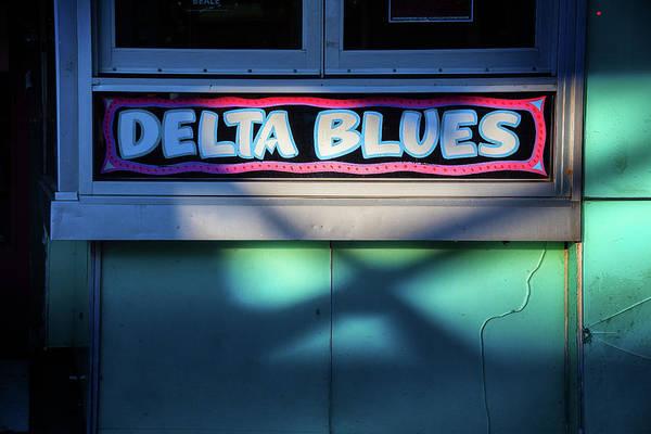 Delta Blues Poster
