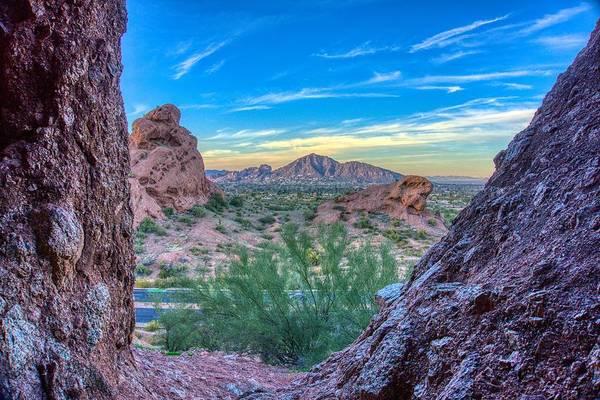 Desert Paradise  Poster