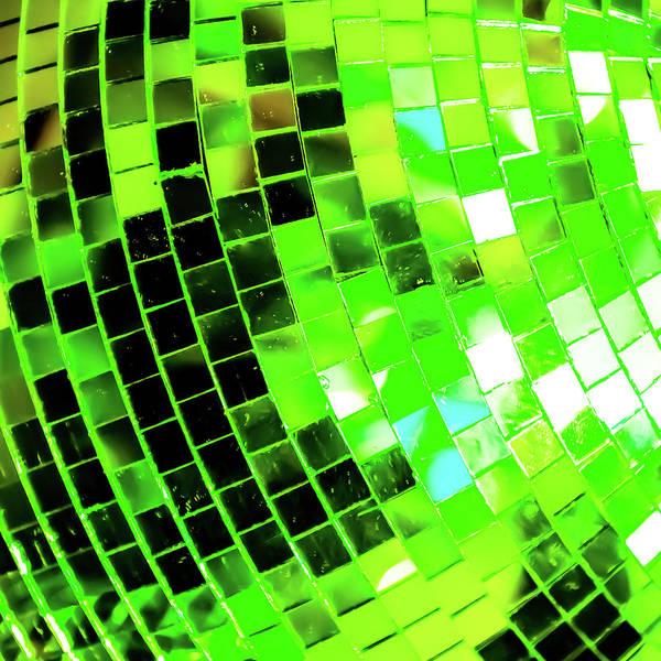 Disco Ball 2 Poster