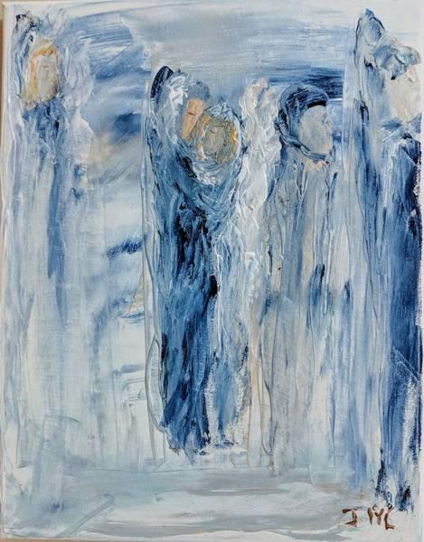 Divine Angels Poster