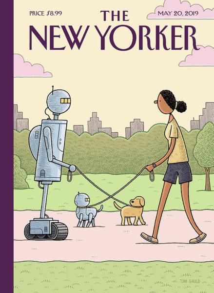 Dog Walking 2.0 Poster