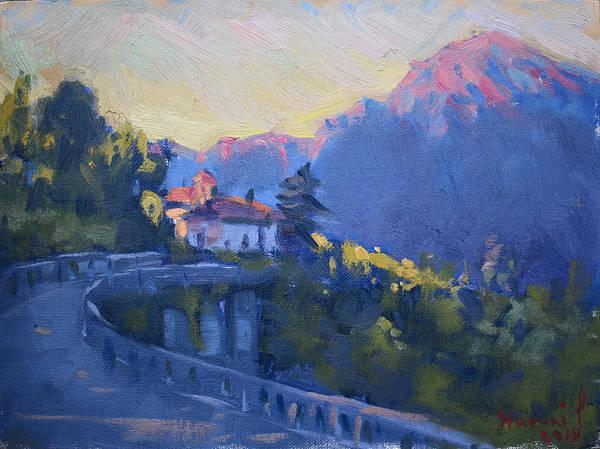 Dolomites Italy Poster