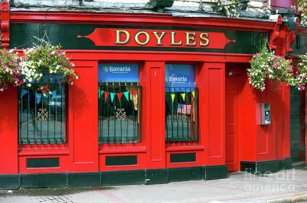 Doyles Pub Dublin Poster