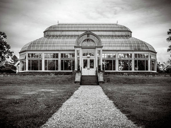 Duke Farms Conservatory Poster