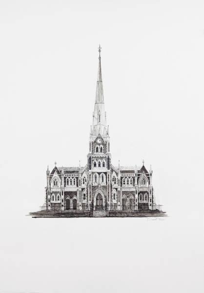 Dutch Reformed Church Graaff-reinet Poster