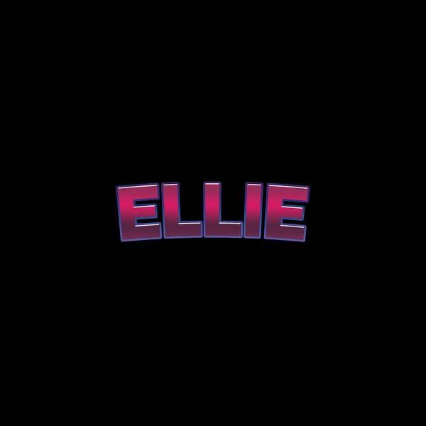 Ellie #ellie Poster