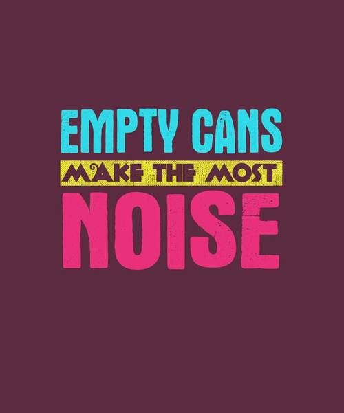 Empty Cans Poster
