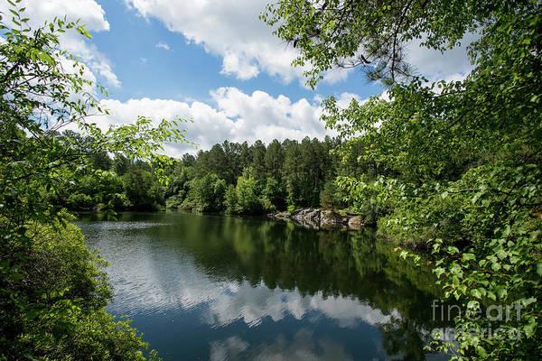 Euchee Creek Park - Grovetown Trails Near Augusta Ga 2 Poster