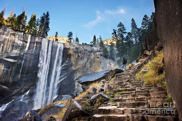 Exploring Yosemite National Park Poster
