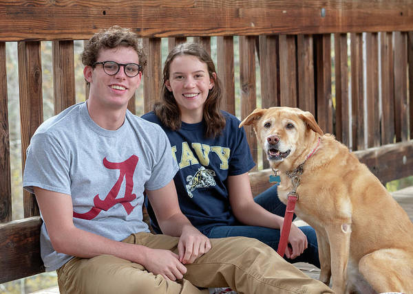 Family Dog Poster