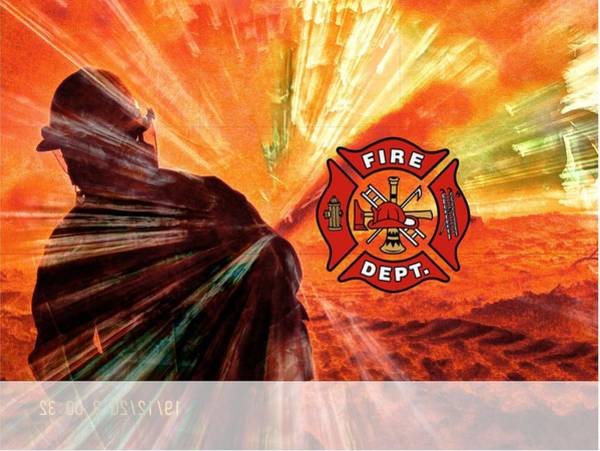 Fire Fighting 1 Poster