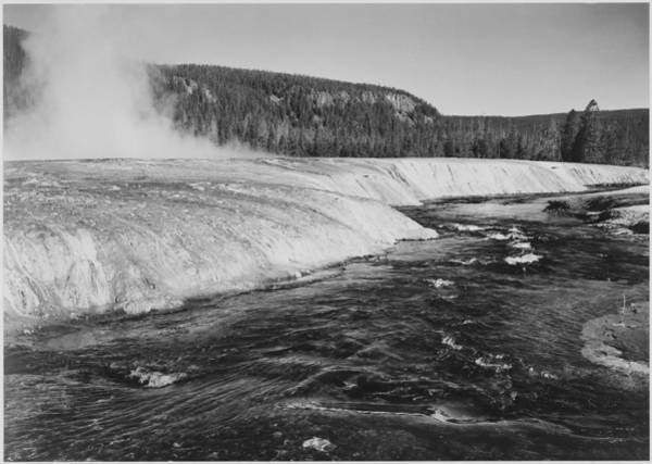 Firehole River, Yellowstone National Poster