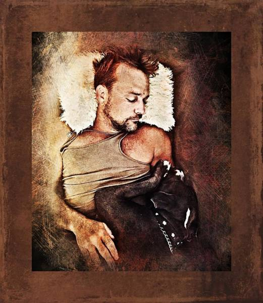 Flanery And Tex Poster