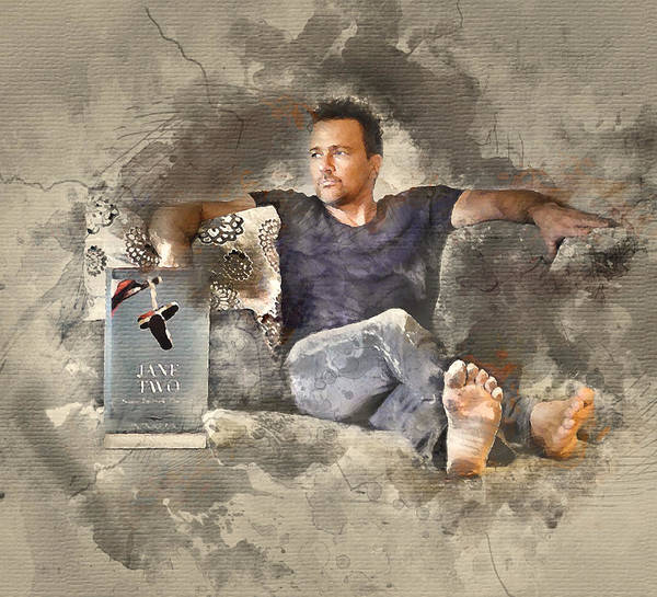 Flanery With Jane Two Poster