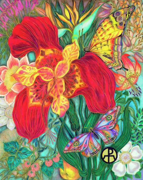 Flower Poster