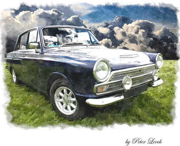 Ford Cortina 1 Poster