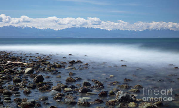 Fort Ebey Waves Poster