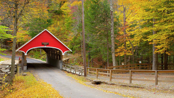 Franconia Notch State Park, New Poster