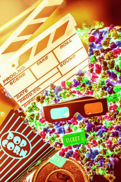 Funky Film Festival Poster