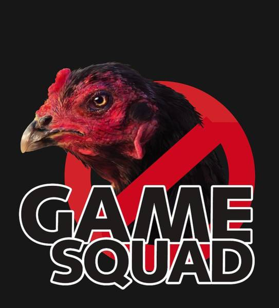 Game Squad Poster