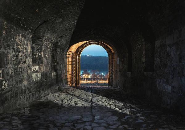 Gate At Kalemegdan Fortress, Belgrade Poster