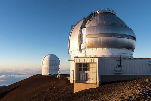 Gemini Observatory Poster