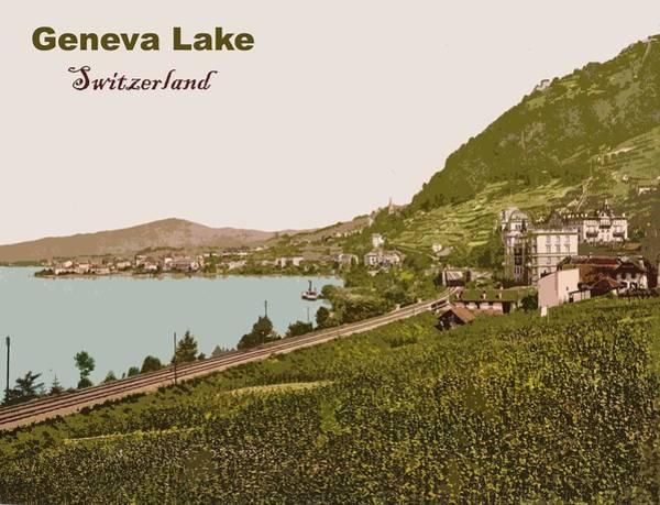 Geneva Lake Poster