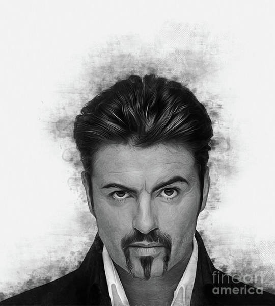 George Michael Poster