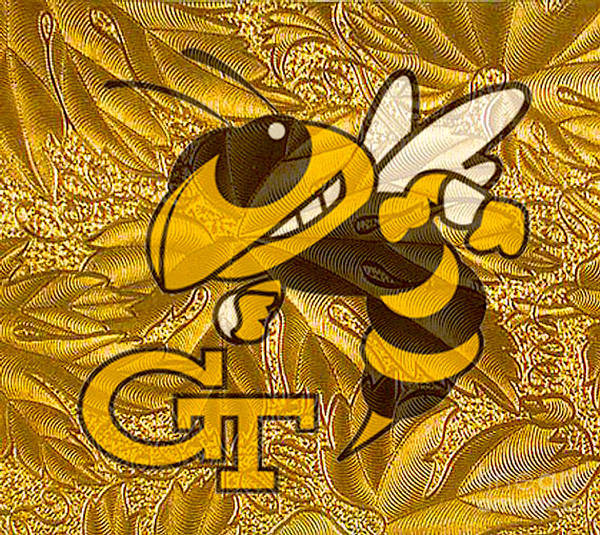 Georgia Tech Yellowjackets Poster