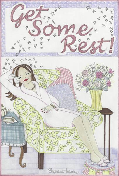 Get Some Rest Poster