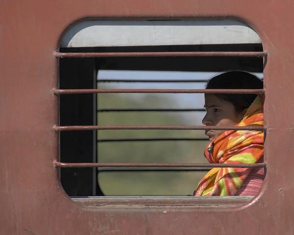 Girl On Train Poster