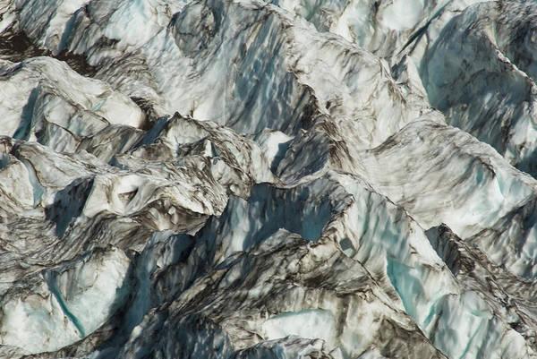 Glacier Ice 1 Poster