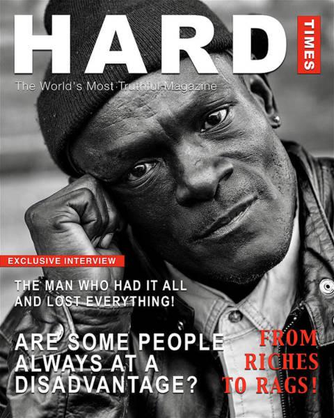 Hard Times Magazine Poster