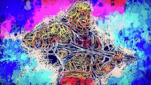 He - Man Poster